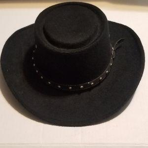 WESTERN EXPRESS Accessories - MEN'S  WESTERN EXPRESS MEXICAN WOOL STUD HAT SZ.L/